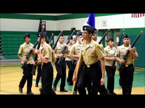 Drill Competition @ Massabesic High School