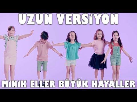 Uzun Versiyon QNB Minik Eller Büyük Hayaller Şarkılı Reklamı