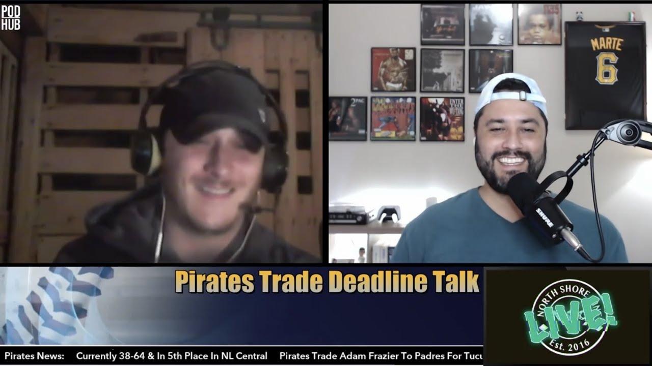 #NS9LIVE! - Pirates Trade Deadline