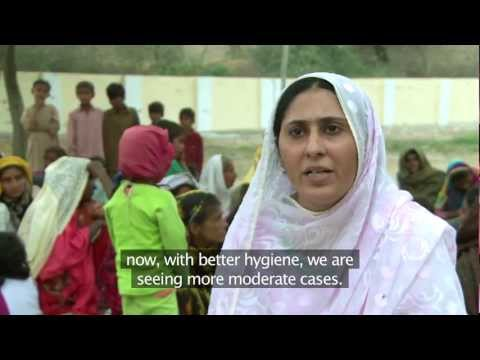 WFP Asia: Keys To Solving Hunger 1 (Nutrition)