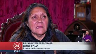 Muerte de empresario en Pucón: Autor confeso da detalles de su asesinato