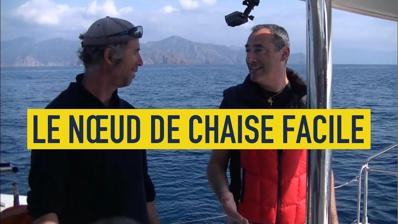 Comment Faire Facilement Un Noeud De Chaise Captain Jerome EP 55