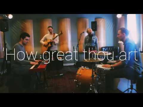 How great Thou art - Helena Maria @TCC Studios