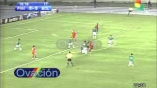 Ovacion Amistoso Panama 2-0 Bolivia