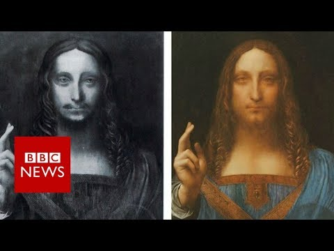 Da Vinci's $450m record art sale – BBC News