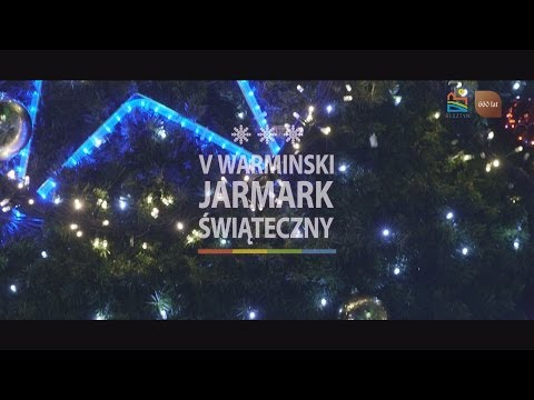 Zobacz film V Jarmark ?wi?teczny Olsztyn 2013(full version)