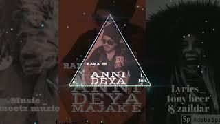 Gambar cover Latest Punjabi Songs 2019 | Anni Deya Majak Ay (Full Audio) | Rana 22 | New Punjabi Songs 2019