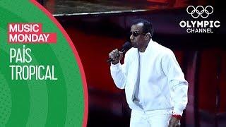 jorge ben jor   país tropical rio 2016 opening ceremony music mondays