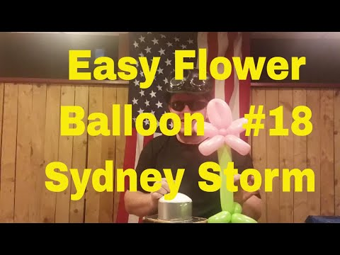 Super Simple Heart Balloon with Sydney Storm Easy Balloon Tutorials from YouTube · Duration:  4 minutes 31 seconds