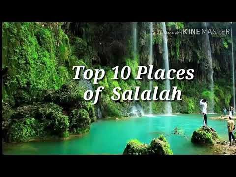 Salalah 10 Best Places to Visit || #salalahkhareef || Salalah tour || Oman