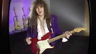 "Yngwie Lesson: Cracking the Code — Season 2, Episode 1: ""Get Down for the Upstroke"""