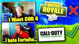 Streamers Are Starting To HATE Fortnite...
