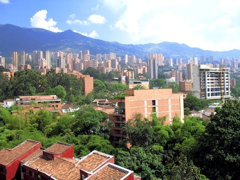 Medellín, Colombia: Affordable Cosmopolitan Living  In Latin America