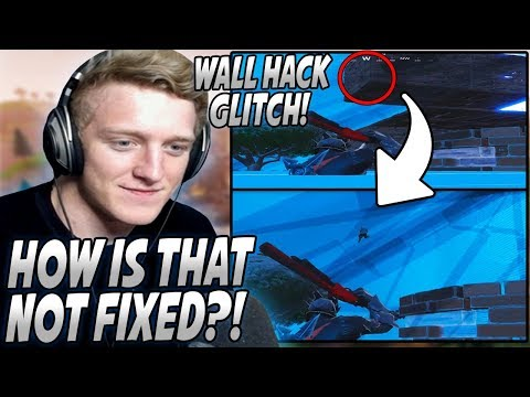 Tfue Is SHOCKED After Seeing The New EXPLOIT Pros Use To See ENEMIES THROUGH WALLS!