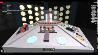 Roblox Tardis flight ep 2 pt 1 network & Junk Tardis