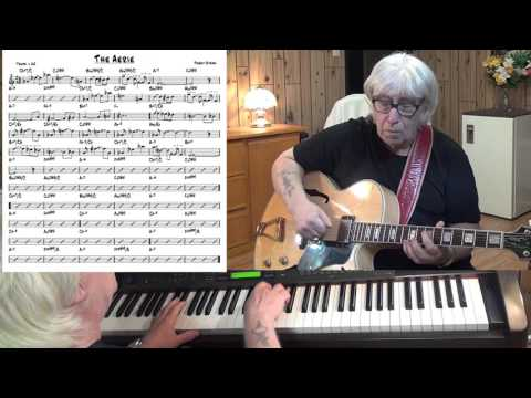 The Aerie  Jazz guitar & piano   Peggy Stern