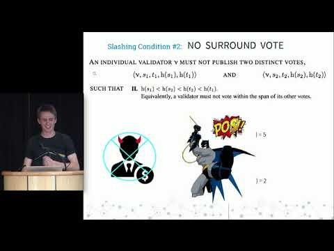 Ethereum PoS: Casper FFG 2017 Chronicles - BPASE '18