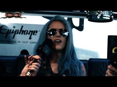 Arch Enemy Interview - Bloodstock 2017