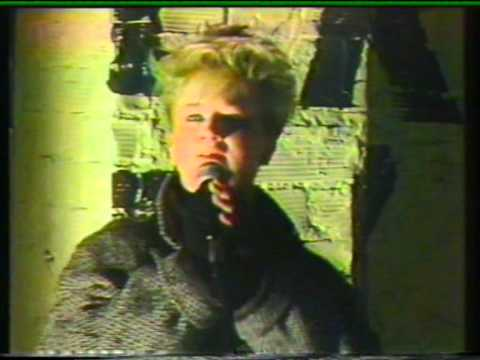 Anne Clark  Our Darkness 1984 HQ