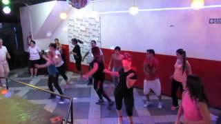 Evento solidario de ritmos- Stel Mar Castro 2