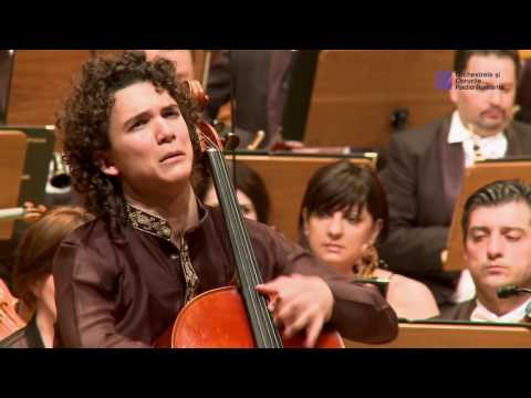 Édouard Lalo Cello Concerto in D minor – Fermín Villanueva & Gabriel Bebeșelea – OCR
