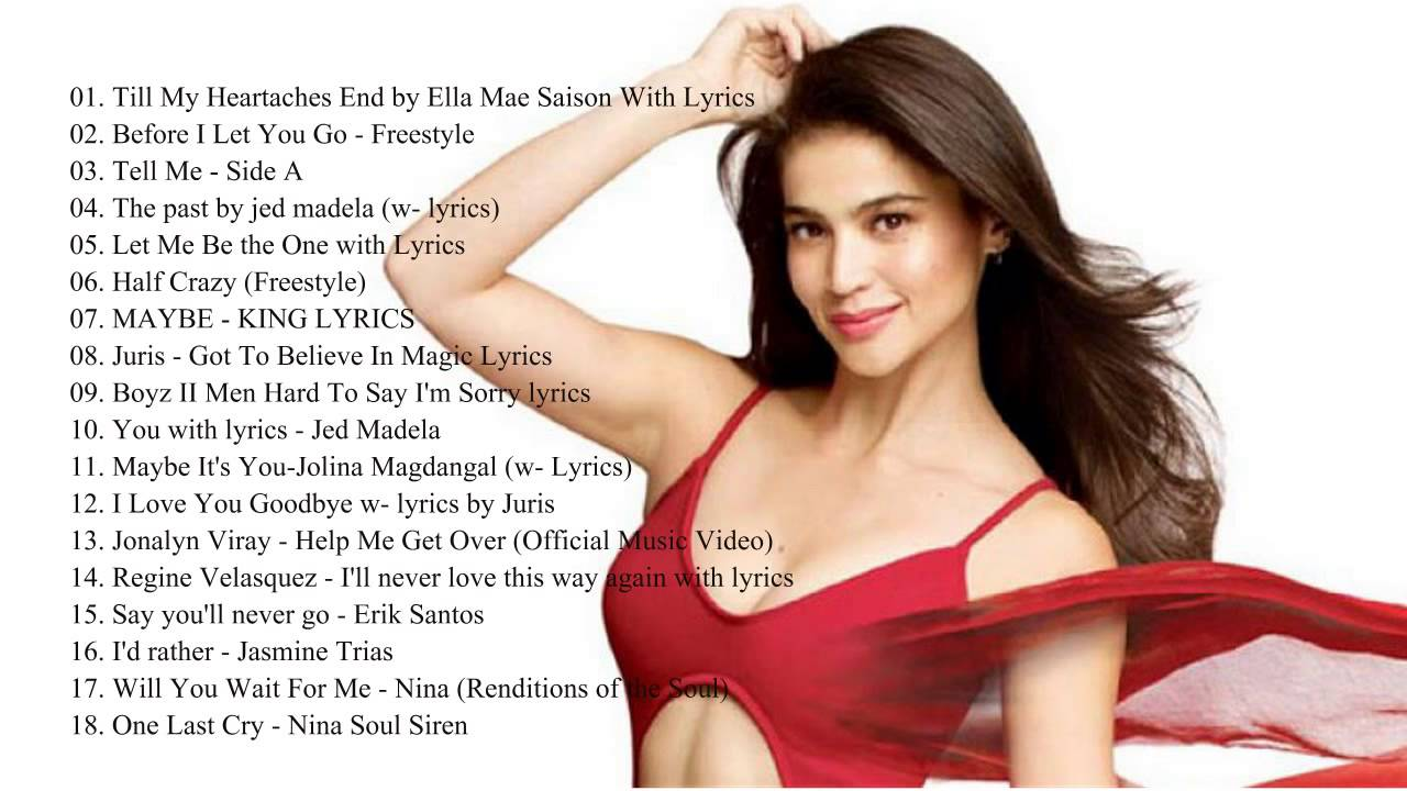 opm love songs tagalog opm love songs playlist opm 2016