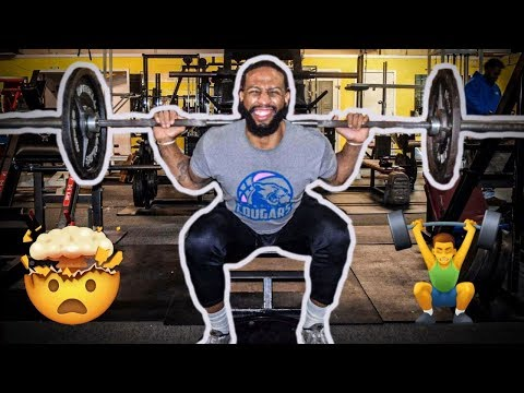 The Most F*@%ing Insane Leg Day EVER | Episode 2 | Winter Is Here