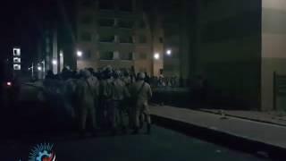 امن السويس ورئيس حي الاربعين يخلون 8 وحدات سكنية تم التعدي عليها بمساكن العشوائيات بالعبور