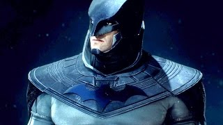 Batman  Arkham Knight Anime Outfit Free Roam & Combat