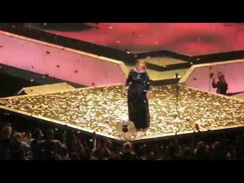 Rolling In The Deep - Adele - Live in DC