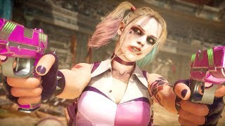 Cassie Quinn Time! - Mortal Kombat 11 Kombat League S5 Online