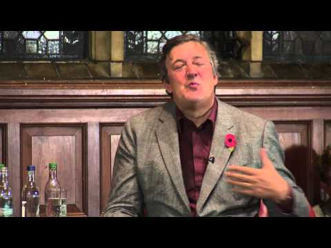 Stephen Fry - Discussing Mental Health