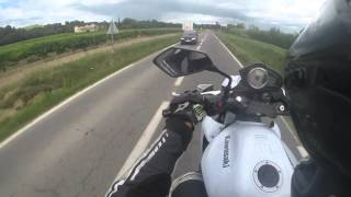 petit retour sur ma moto