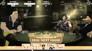 Poker Night 2 - Sam and Max Room Gameplay