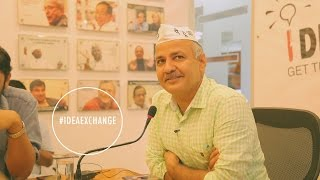 Manish Sisodia on AAP's govt experiment with the Congress