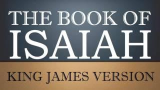 Book of Isaiah - Chapter 53 - KJV Audio Bible