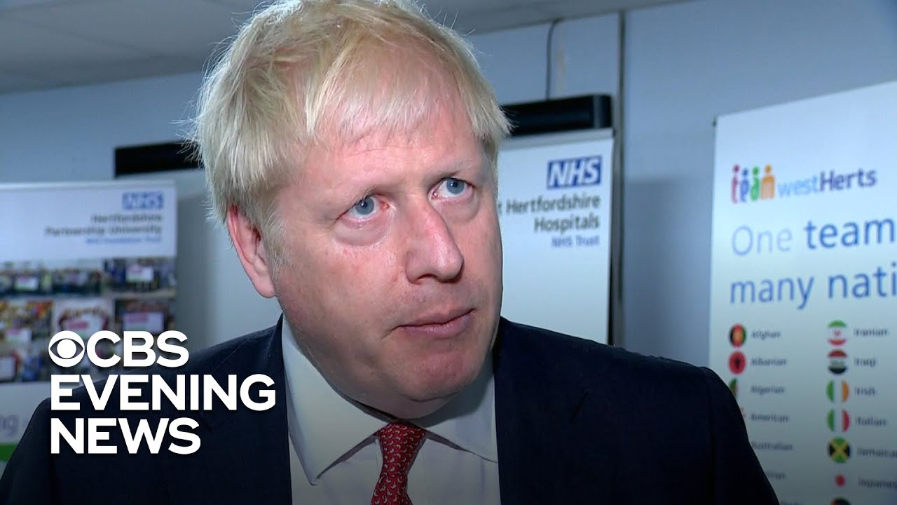 Boris Johnson says American diplomat's wife should face charges in fatal car accident