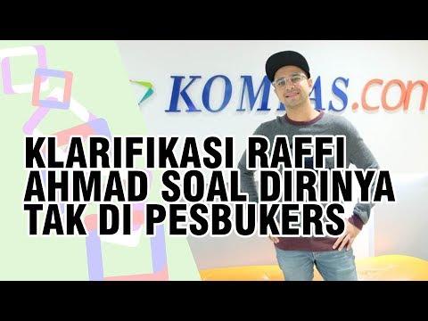 Tak Lagi di Pesbukers, Raffi Ahmad Beri Klarifikasi hingga Diajak Andre Taulani Masuk Ini Talkshow