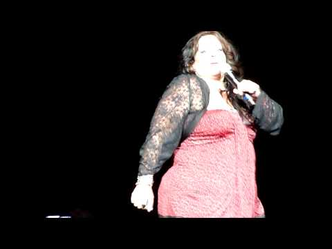 Debbie Deb - When I Hear Music (Freestyle Explosion, Gibson Amphitheater, Los Angeles CA 6/11/11)