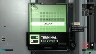 Deus Ex: Mankind Divided: Triangle Code Location TF29