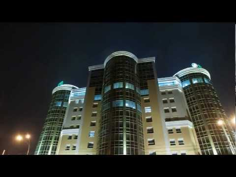 Yekaterinburg Night Life / Ночная Жизнь Екатеринбурга (Timelapse)