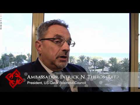 Executive Focus: Patrick N. Theros, President, US-Qatar Business Council