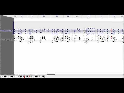 E. C. E. VILE - Polka de la victoire de Shiloh / Shiloh Victory Polka (Noteworthy Composer 2)