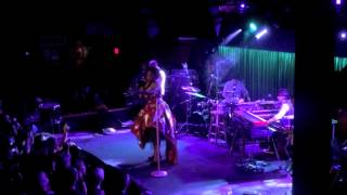 """MACY GRAY live 2013: """"Creep, I Can't Wait To Meetchu, The Letter"""", @ the Belly Up 2013"""