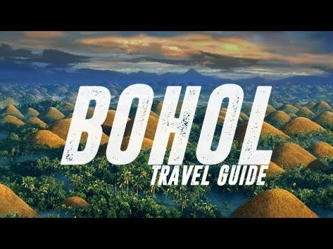 BOHOL PHILIPPINES TRAVEL GUIDE ( MUST VISIT IN BOHOL)