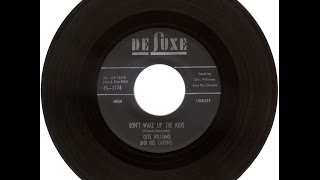 Otis Williams & his Charms - Don't Wake Up The Kids (1958)