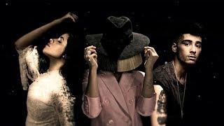 ''CRYING UNDER THE CHANDELIER TILL DAWN'' | Zayn,Camila Cabello & Sia (MASHUP)