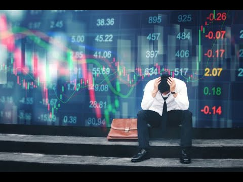 Market Crash Warning - The Bitcoin Crash and how it could create a Bloody Monday - Update #2!
