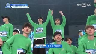 [ENG SUB] Produce 101 Season 2 Ep. 3 | F Team Tears ㅠㅠ