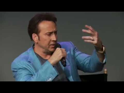 Nicolas Cage: Joe Interview